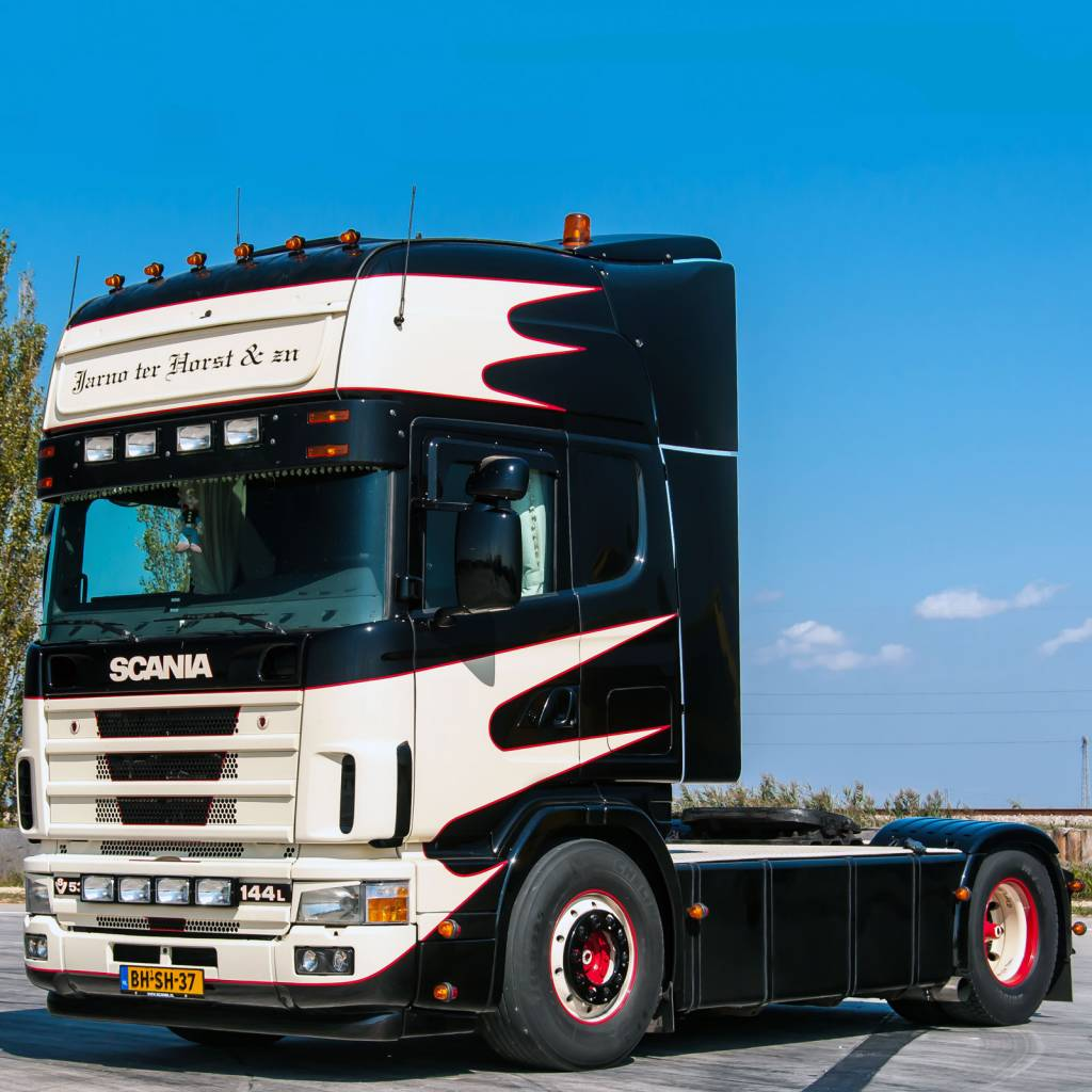 Scania 4-series photo - 6
