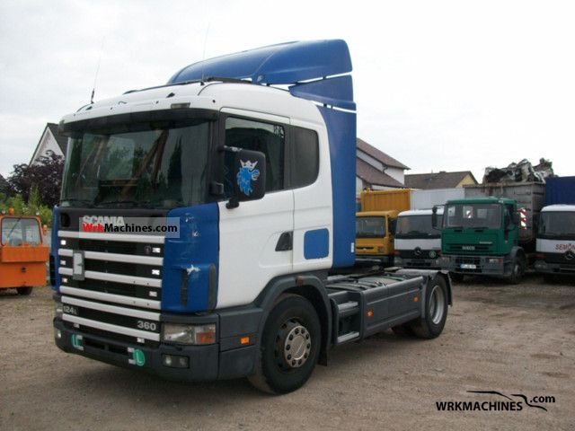 Scania 4-series photo - 8