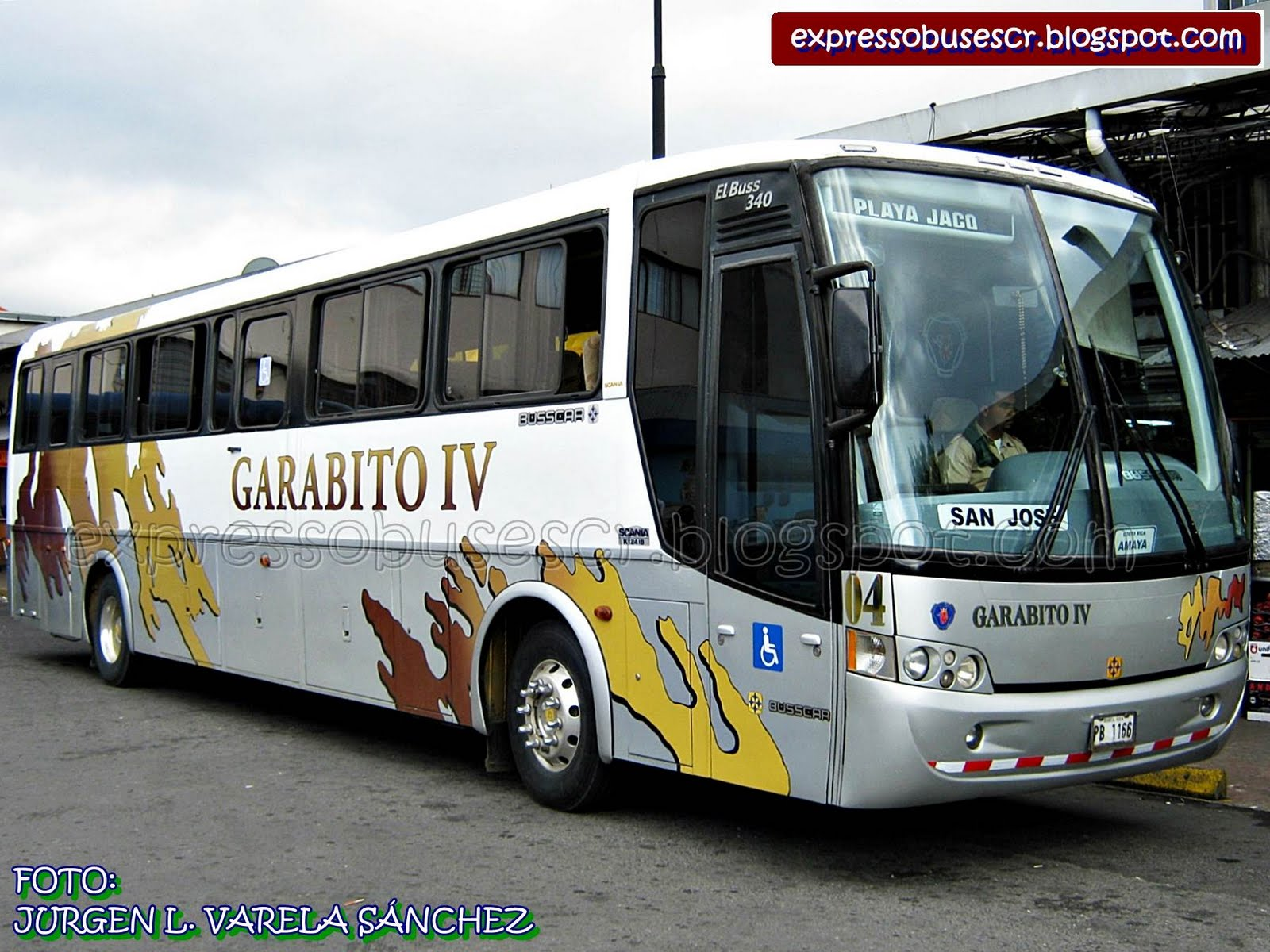 Scania busscar photo - 1