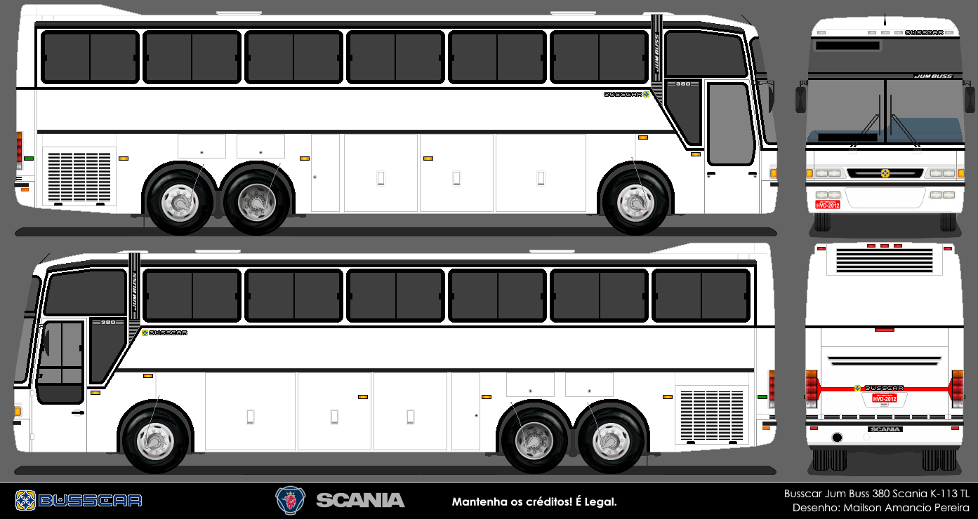 Scania busscar photo - 10