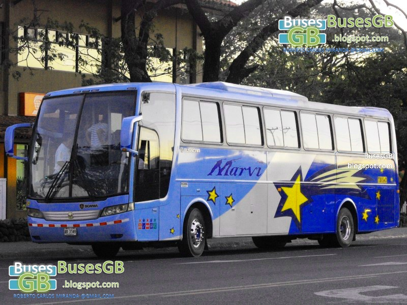 Scania busscar photo - 2