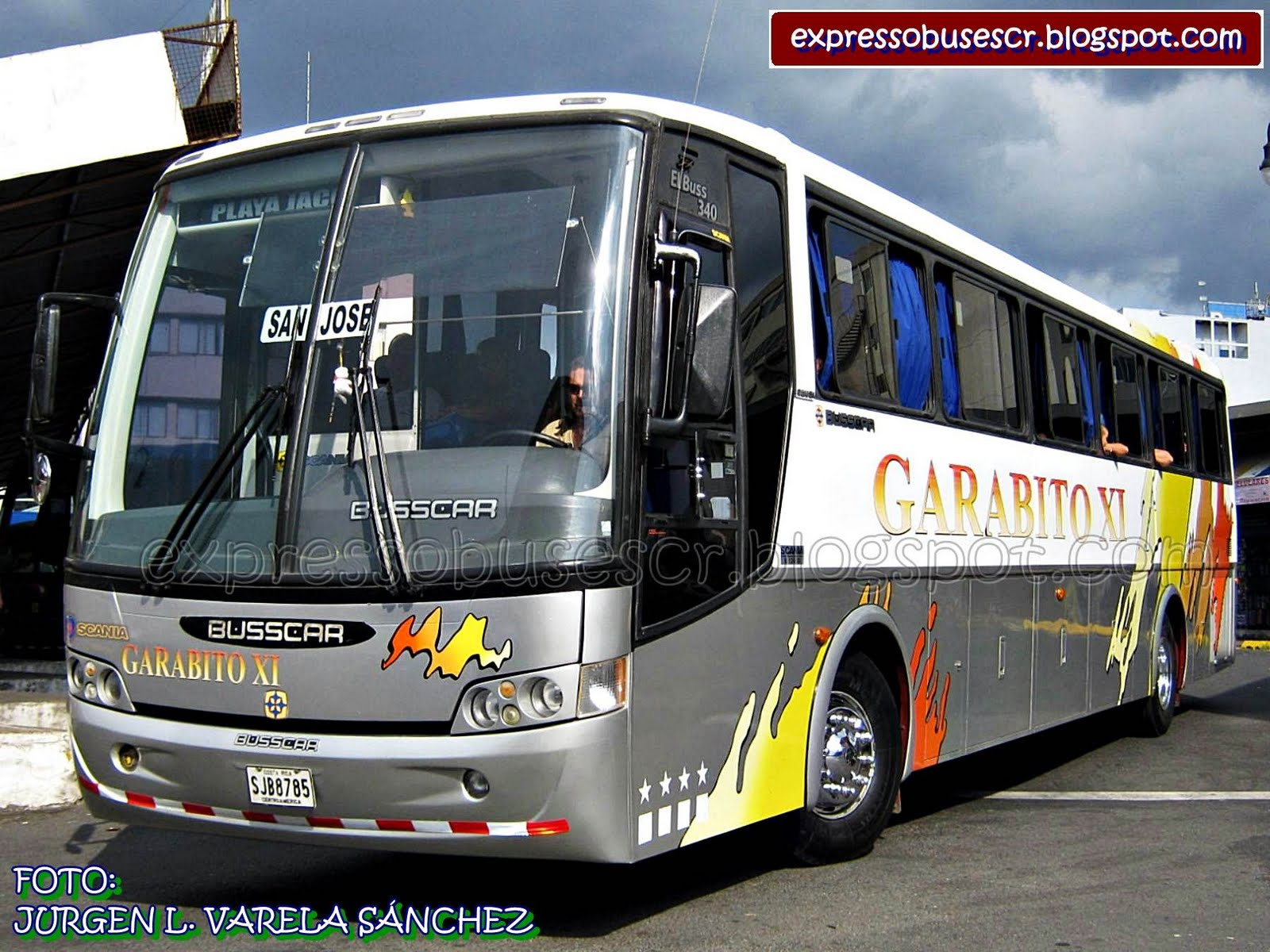 Scania busscar photo - 3