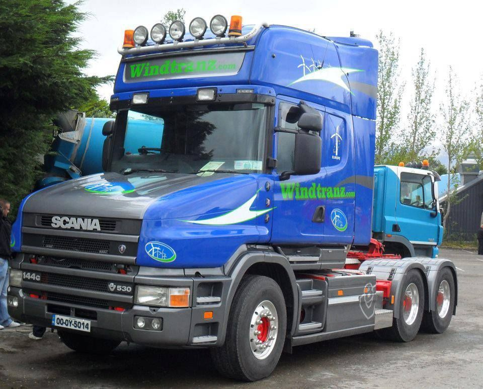Scania cab photo - 6
