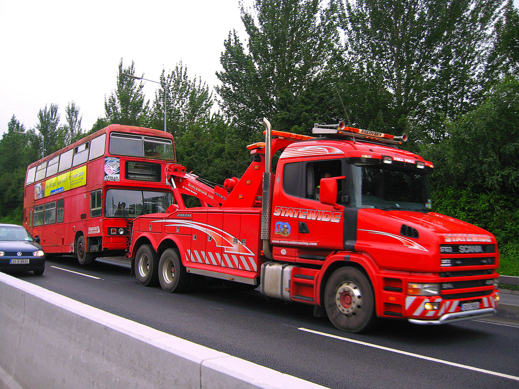 Scania cab photo - 7