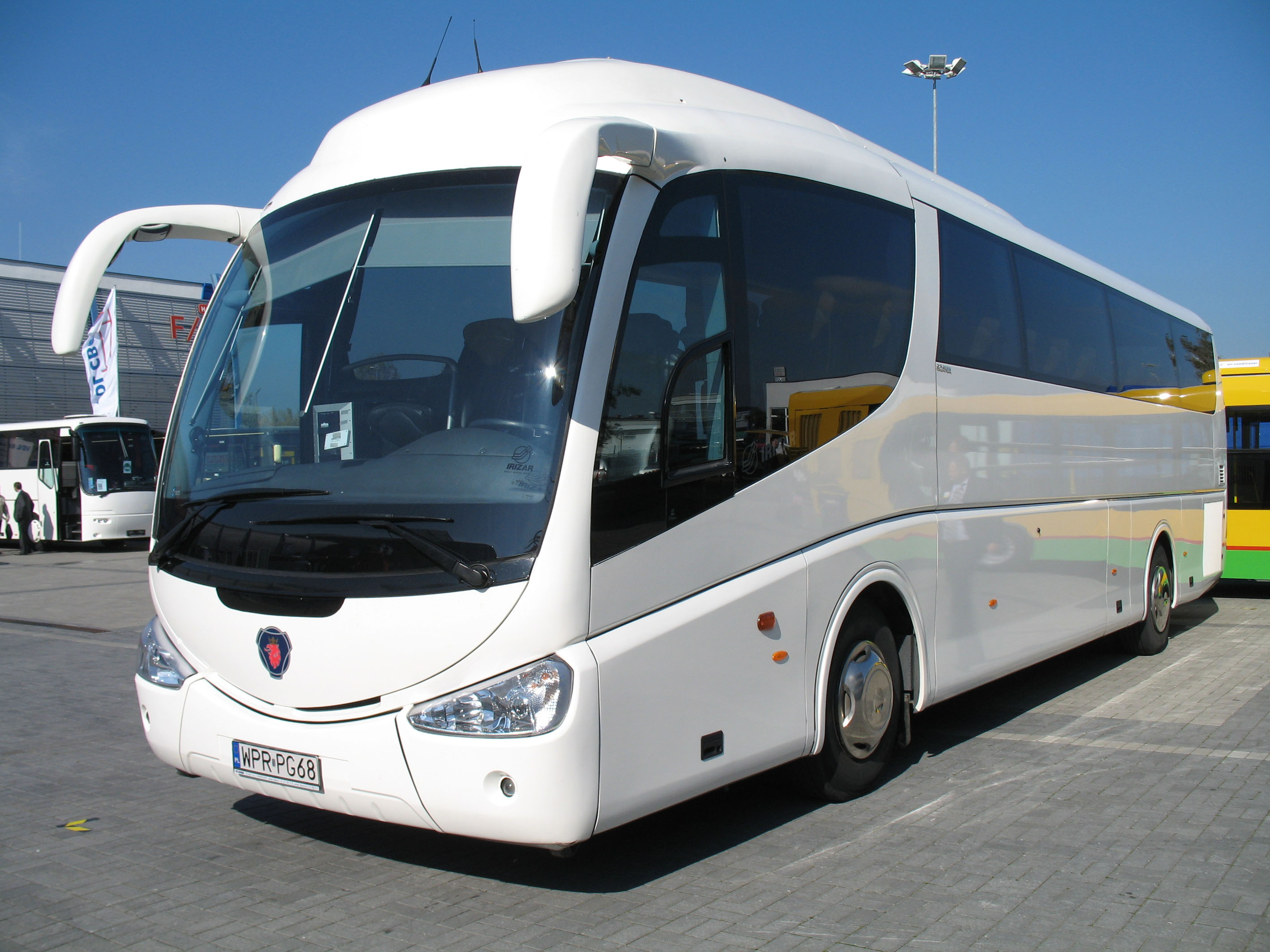 Scania irizar photo - 1