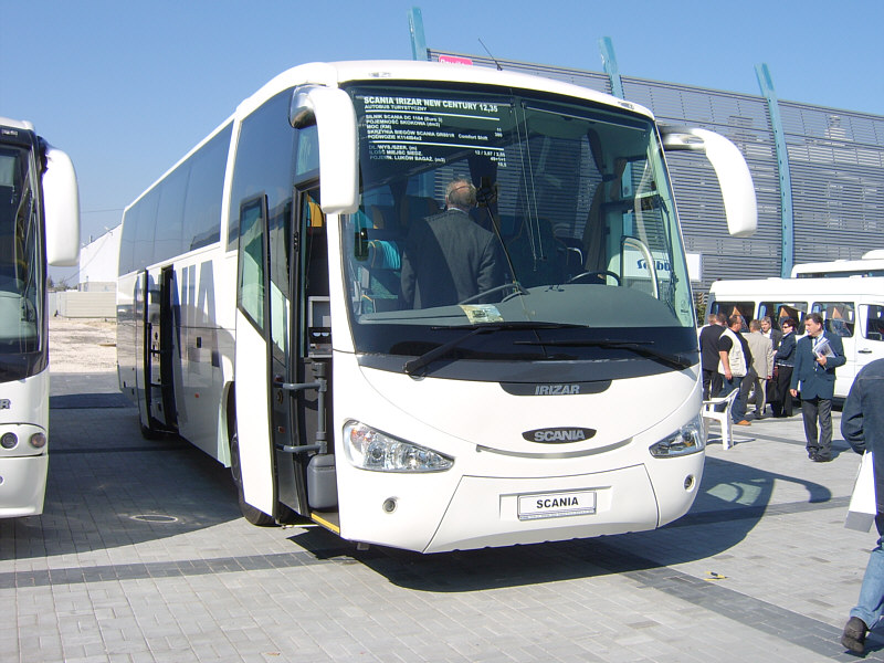 Scania irizar photo - 10