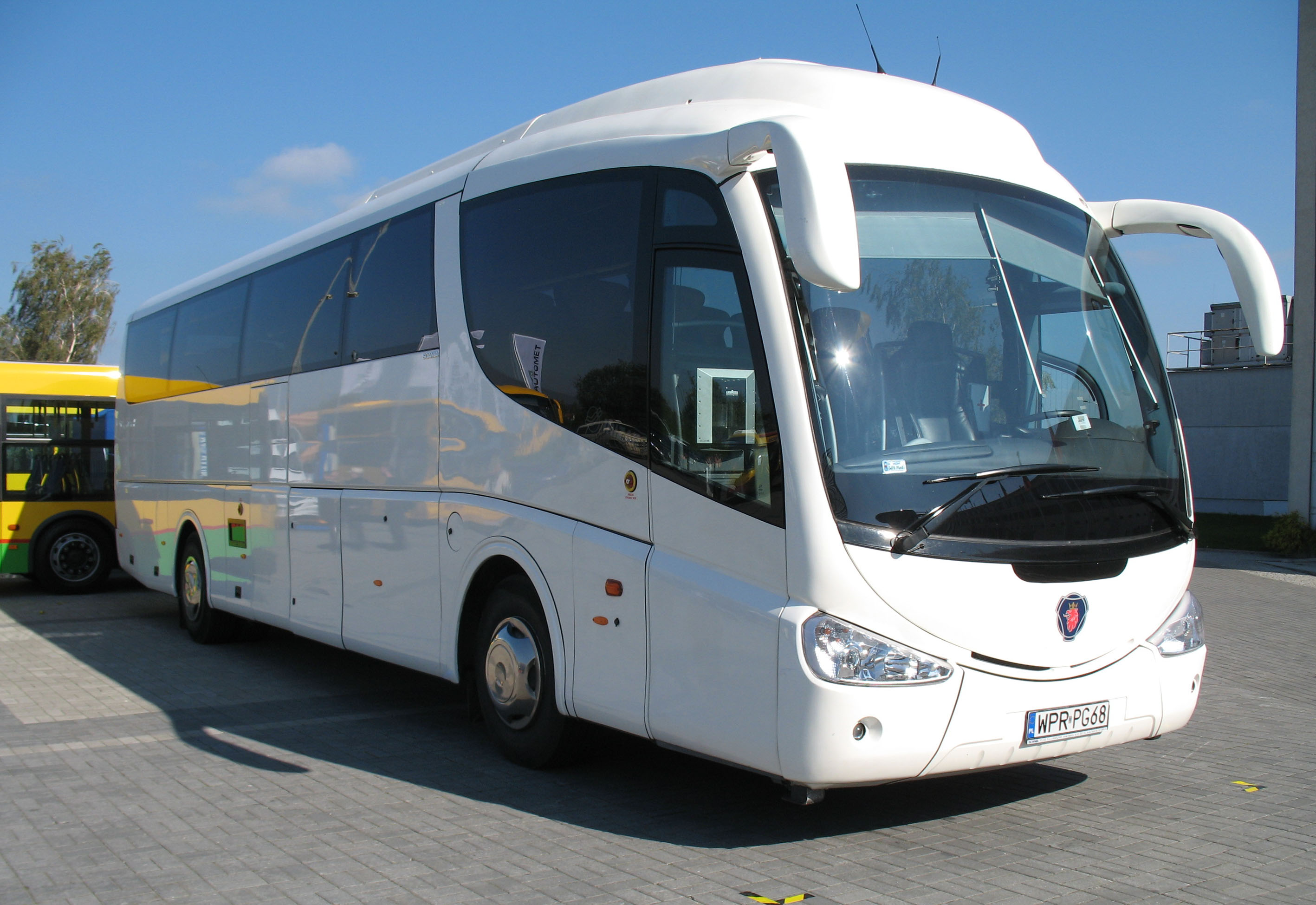Scania irizar photo - 2