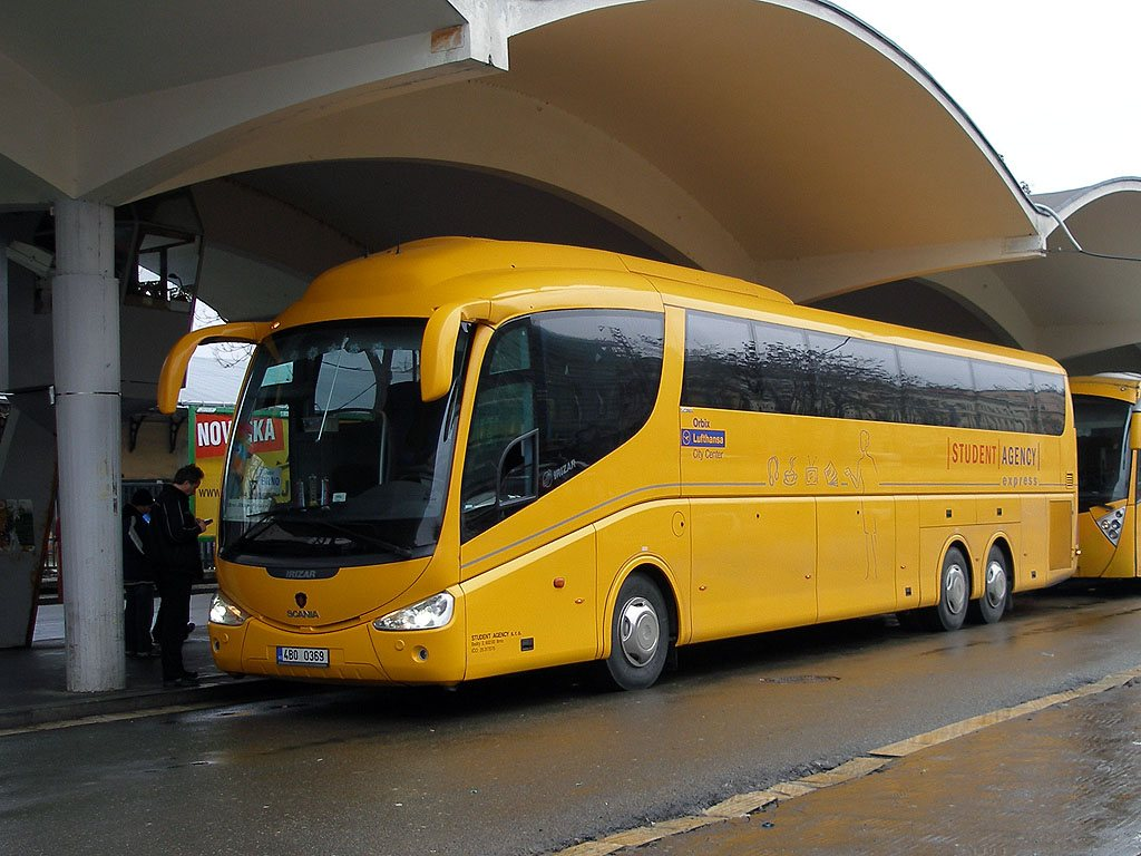 Scania irizar photo - 3