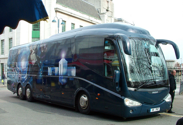 Scania irizar photo - 5