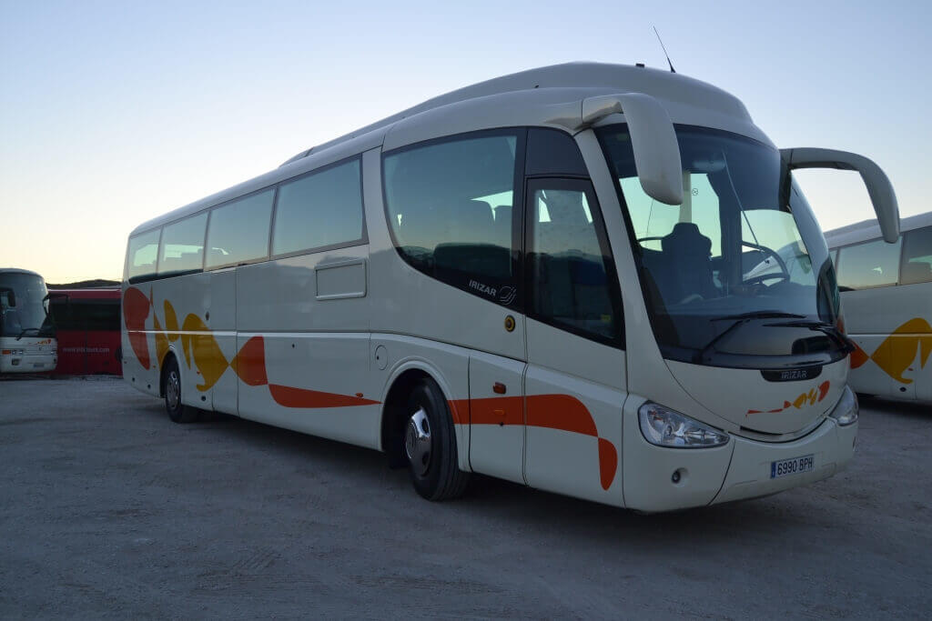 Scania irizar photo - 9