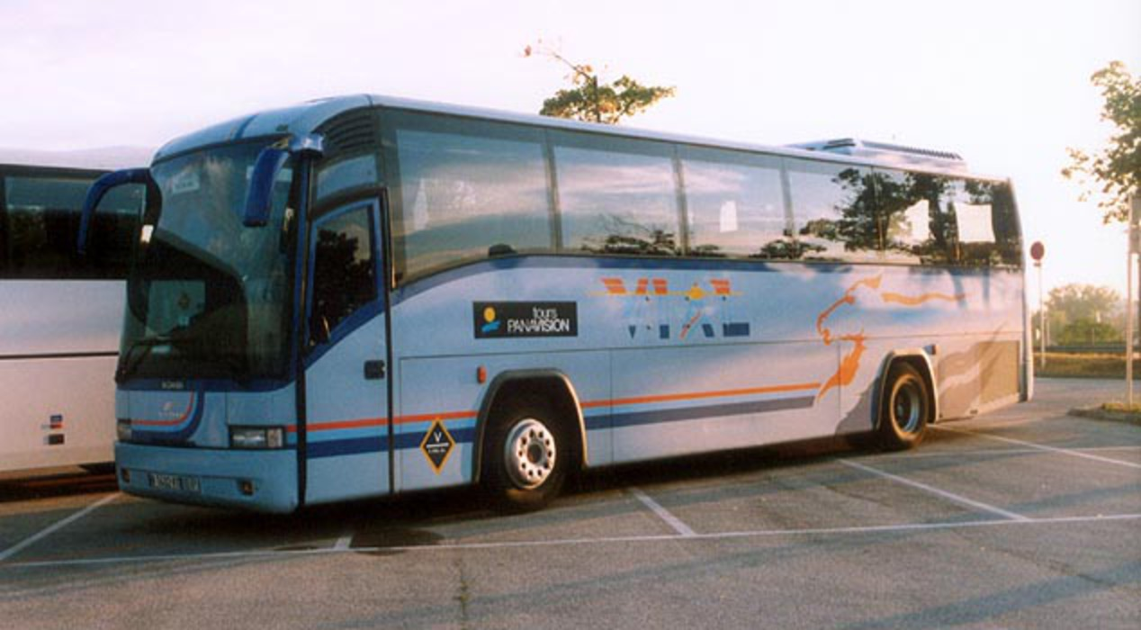 Scania k113clb photo - 1