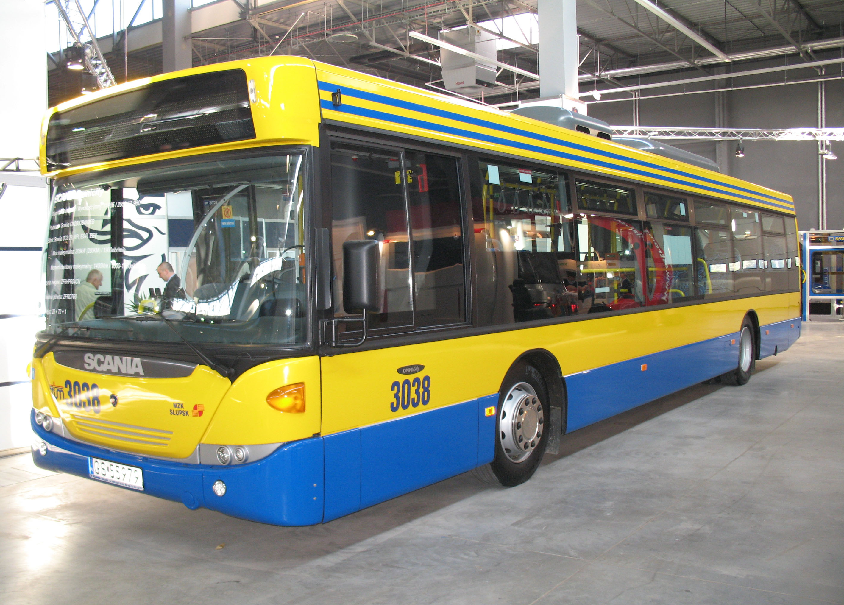 Scania omnicity photo - 2