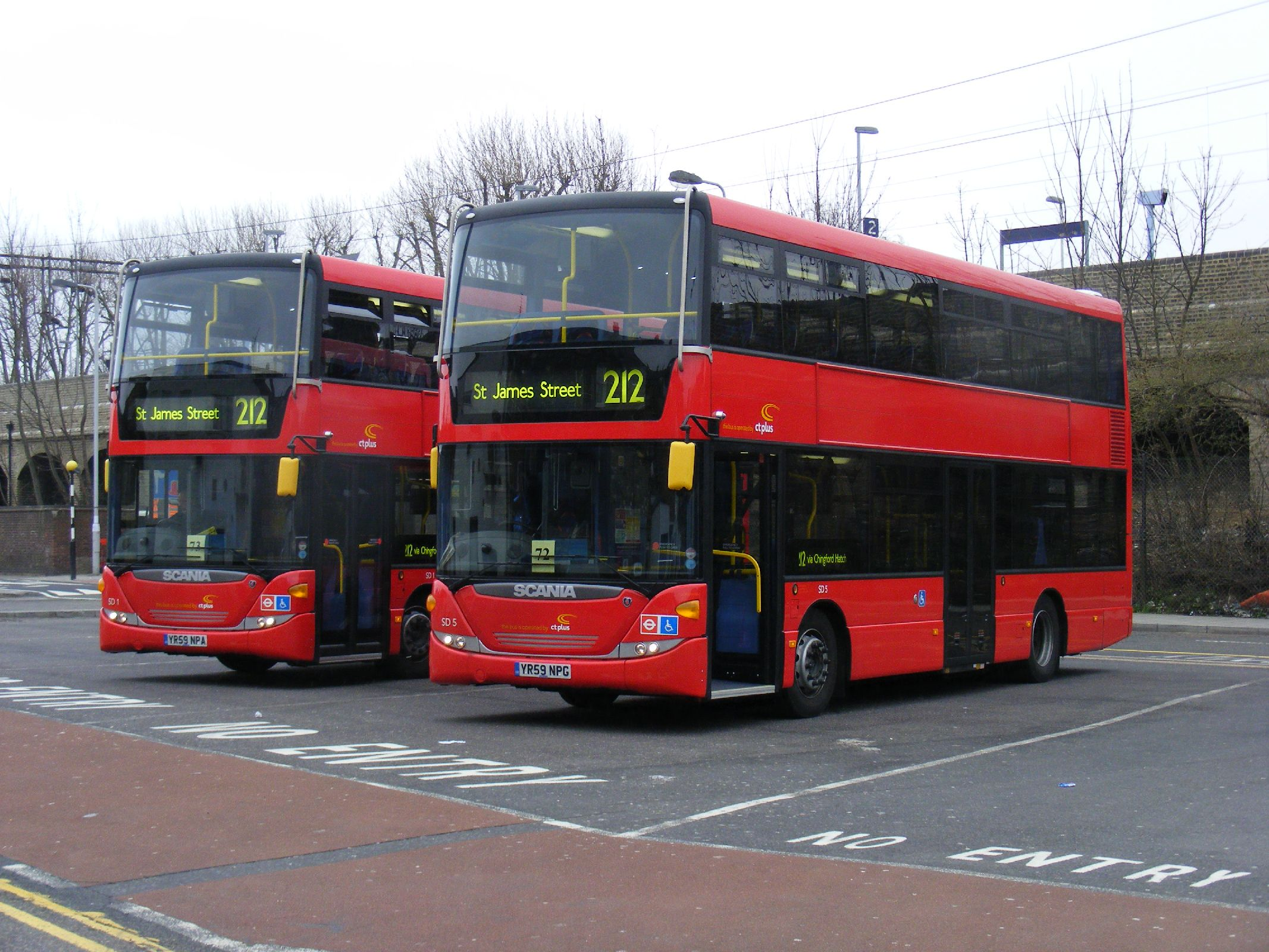 Scania omnicity photo - 3
