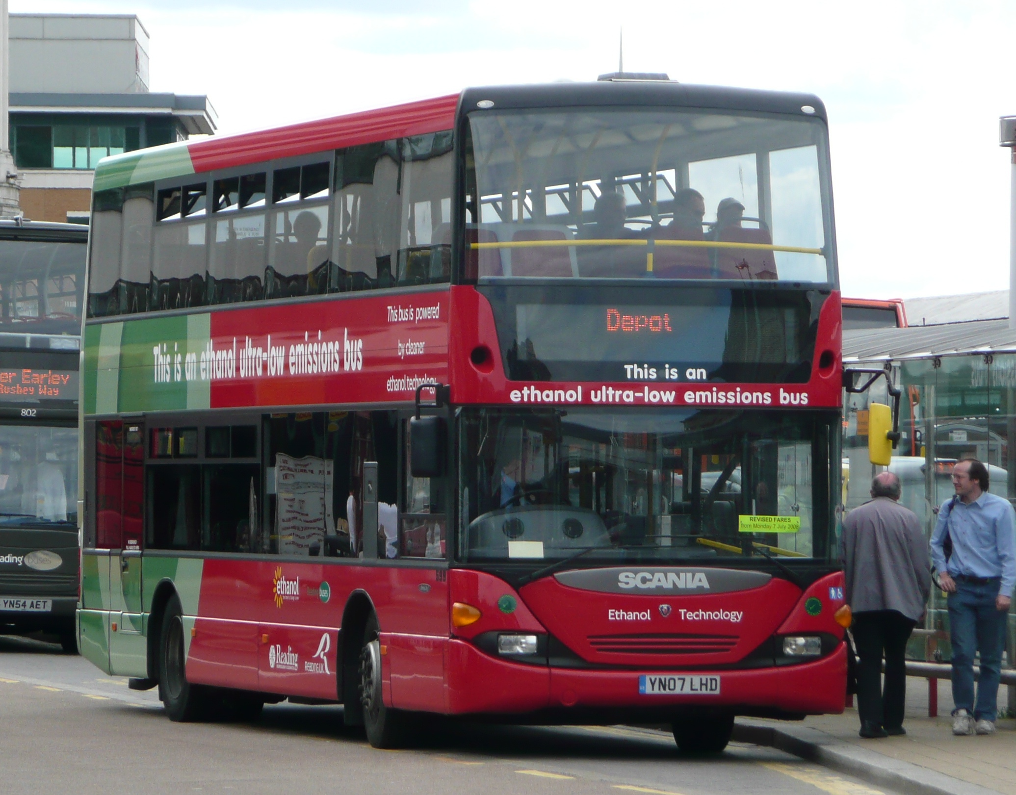 Scania omnicity photo - 4