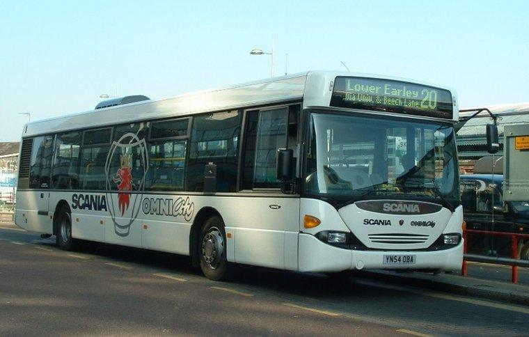 Scania omnicity photo - 5