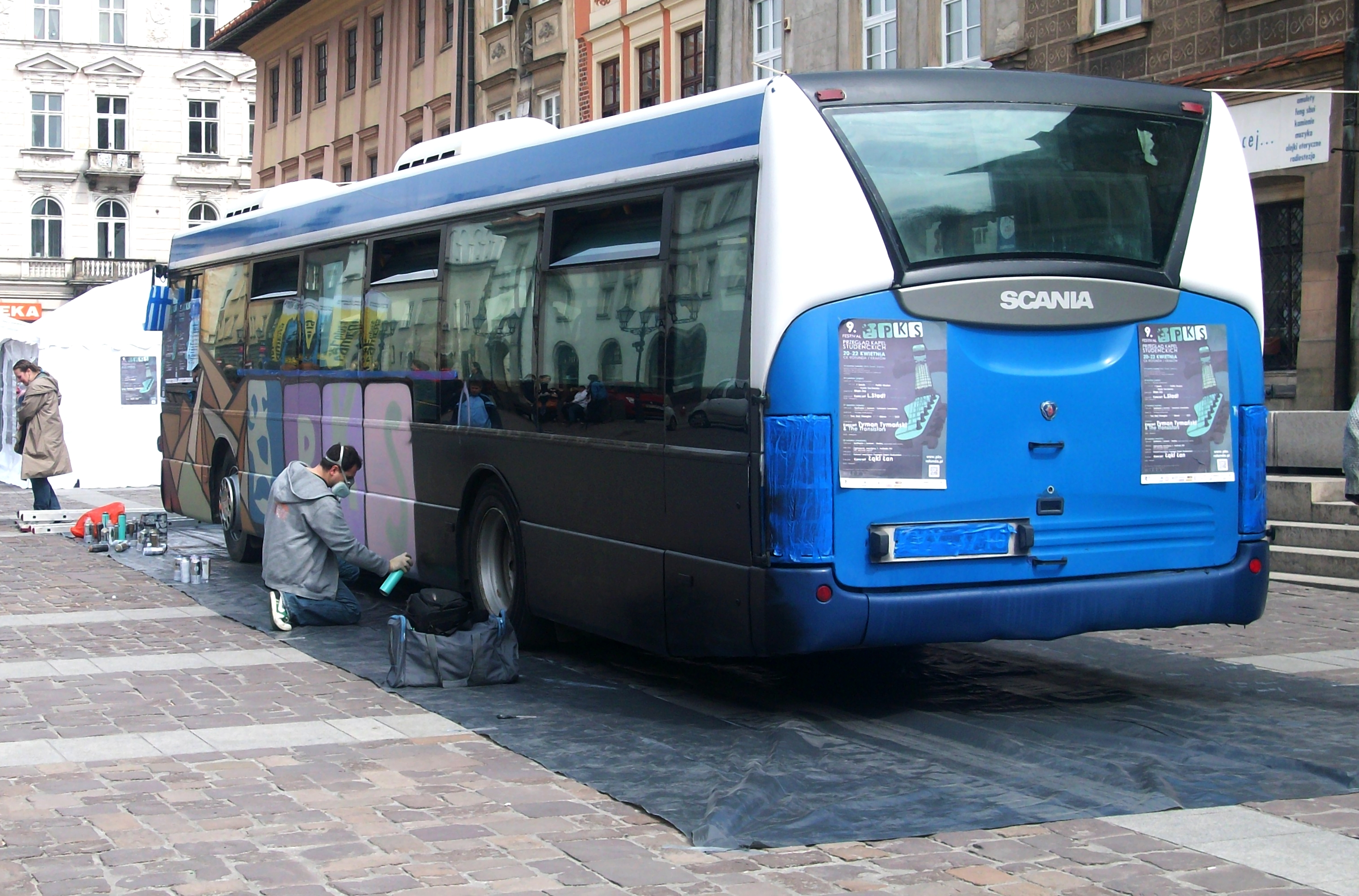 Scania omnicity photo - 7