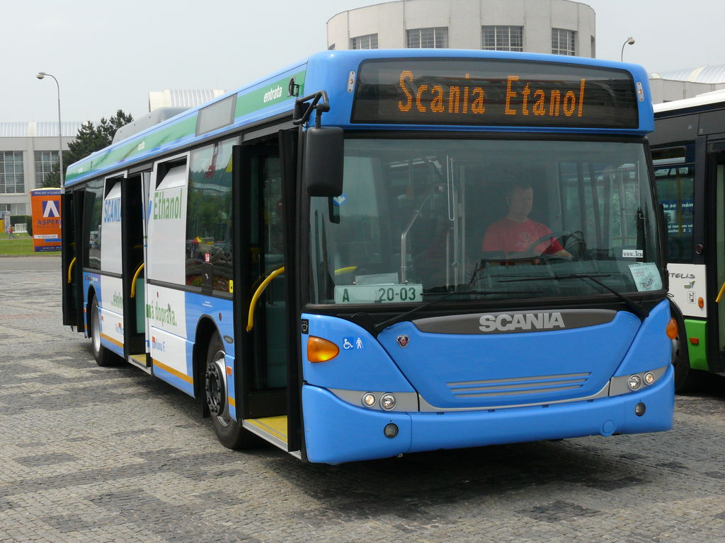 Scania omnicity photo - 9
