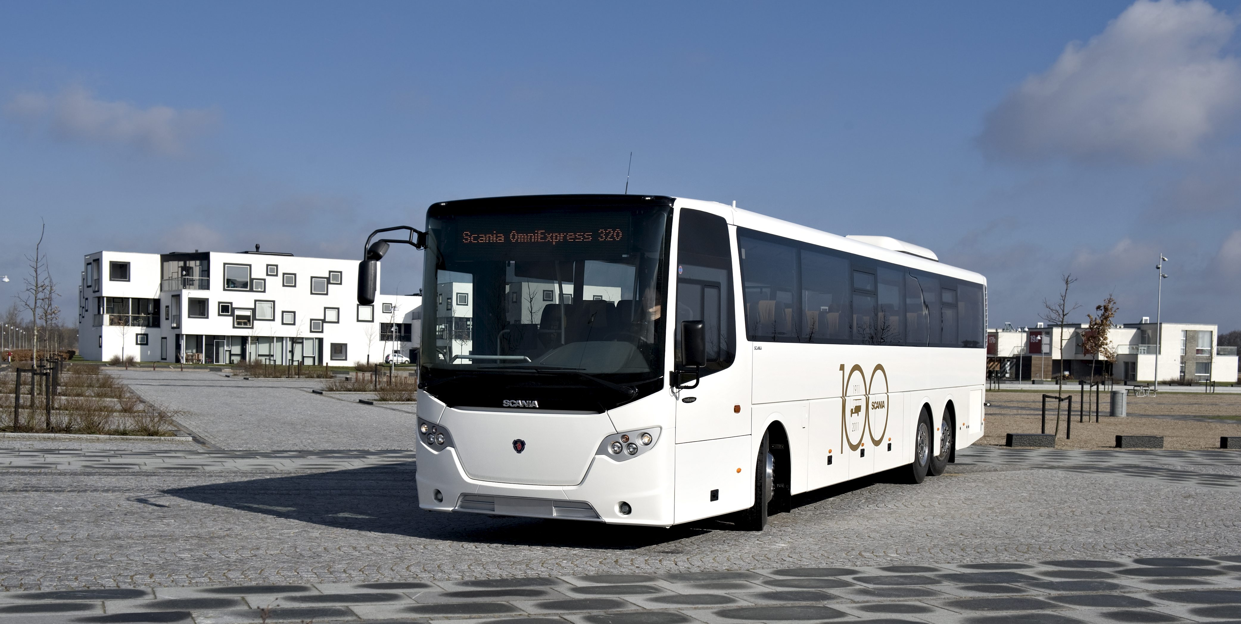 Scania omniexpress photo - 1