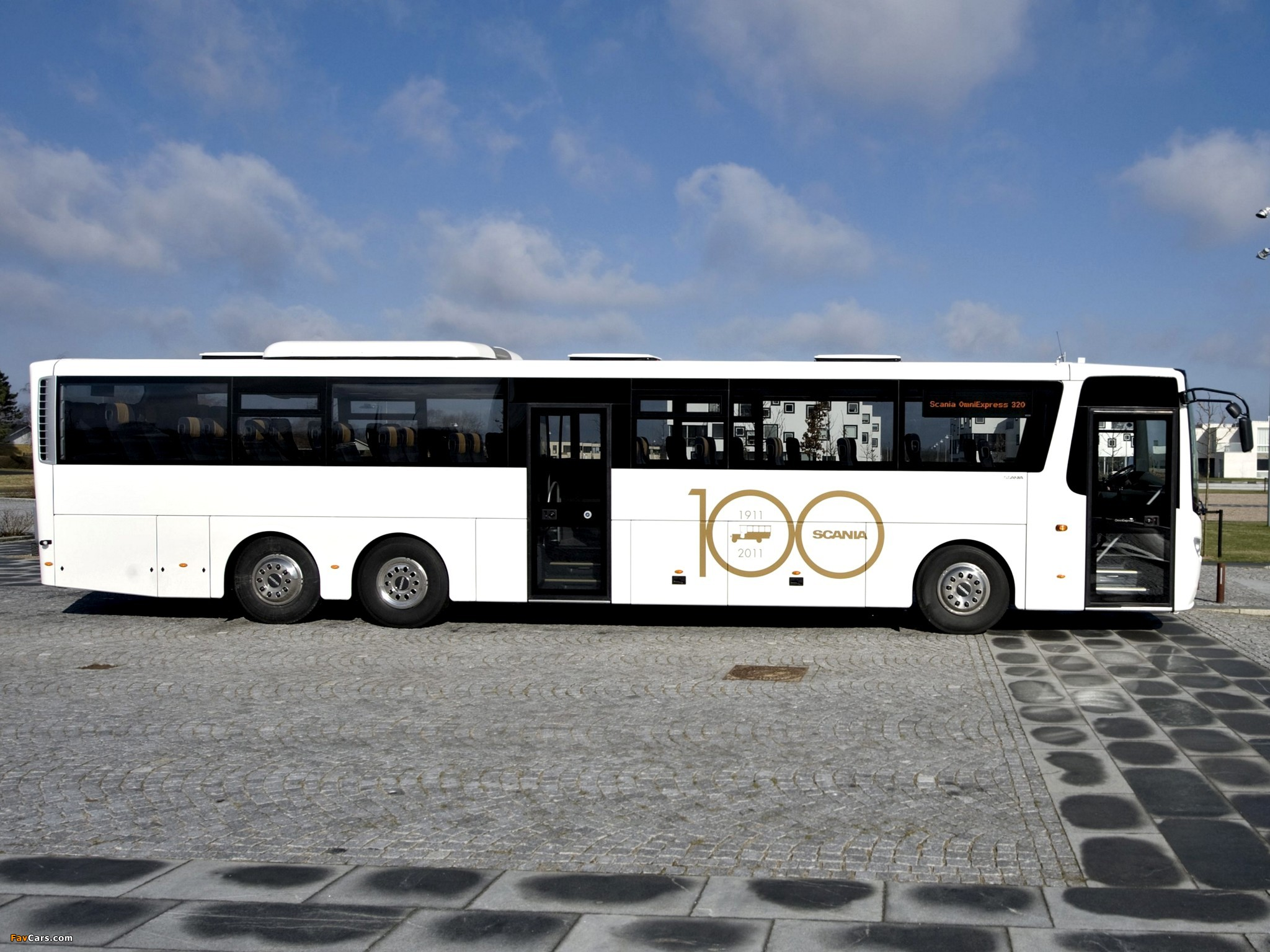 Scania omniexpress photo - 10