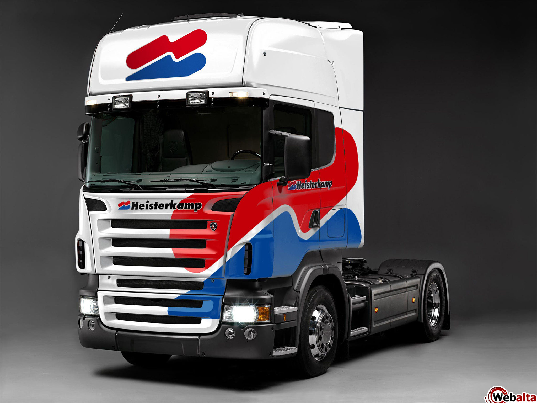 Scania r-series photo - 10