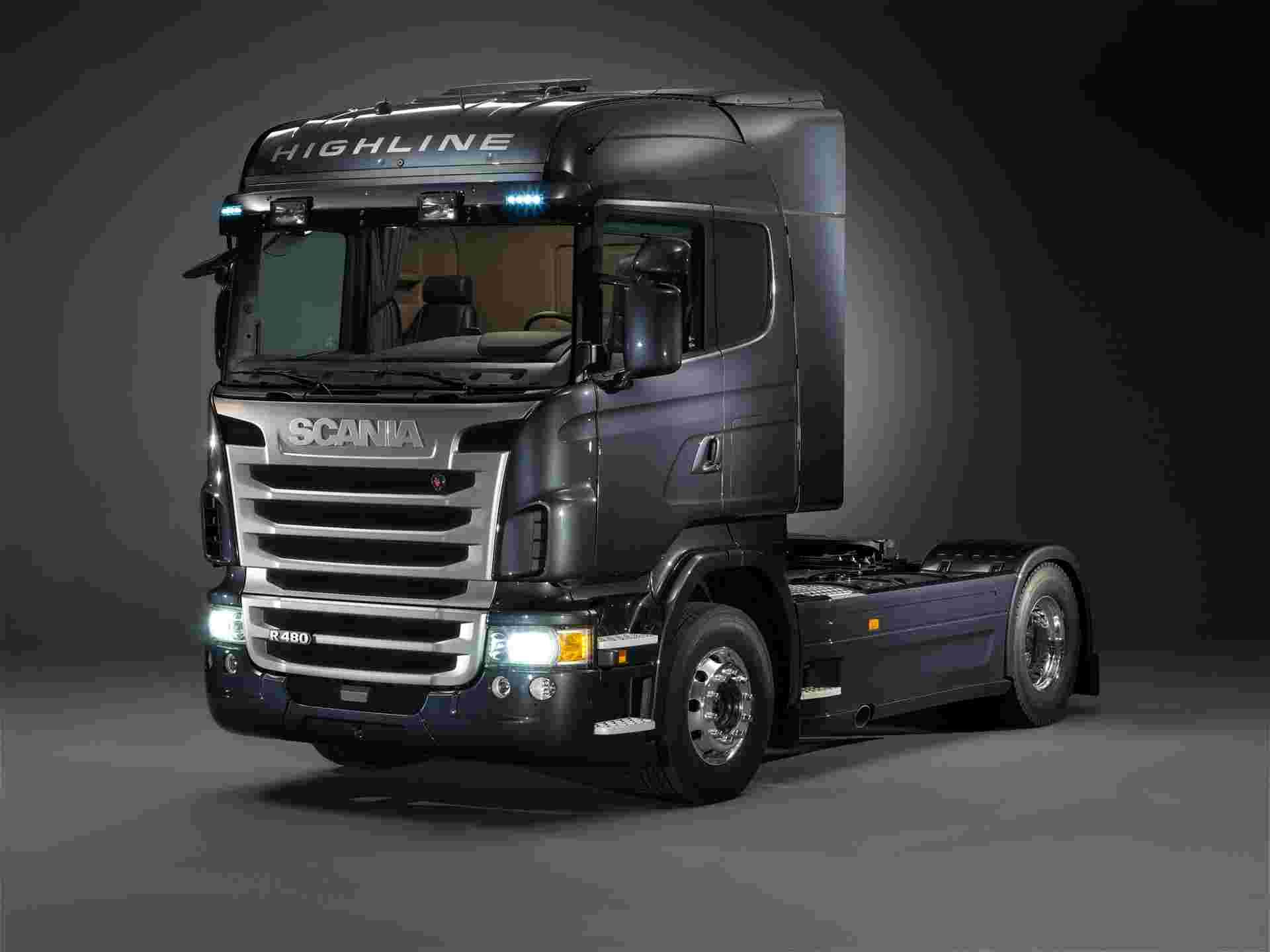 Scania r-series photo - 3