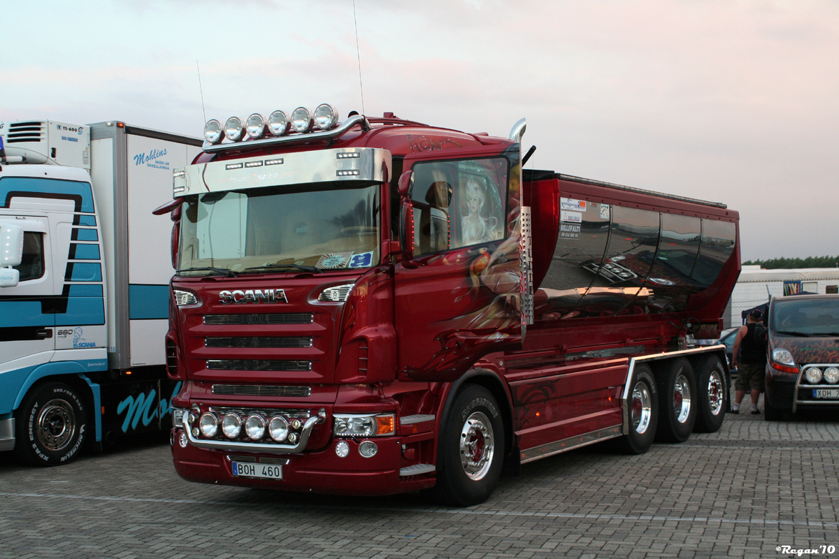 Scania r-series photo - 4