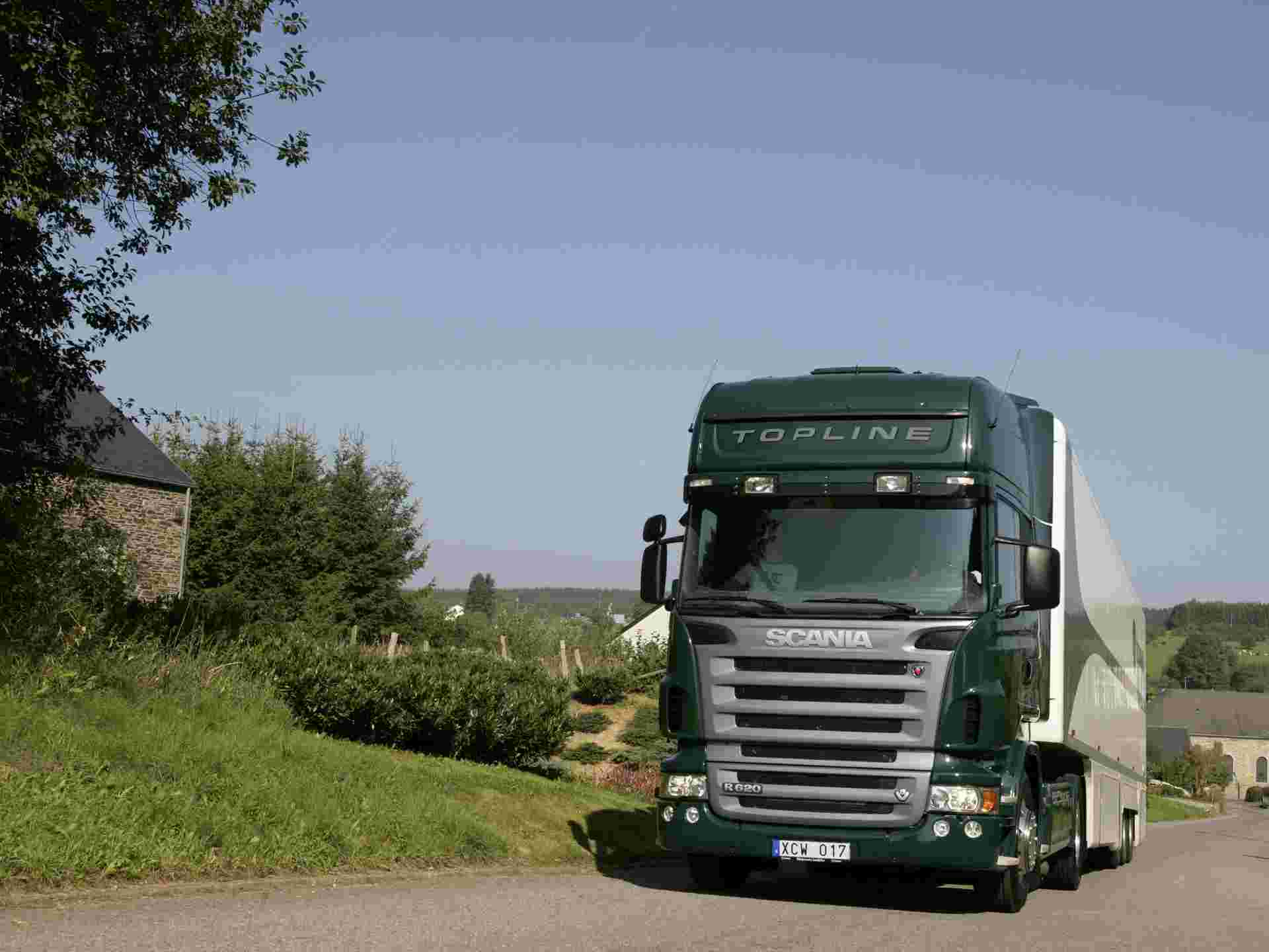Scania r-series photo - 9