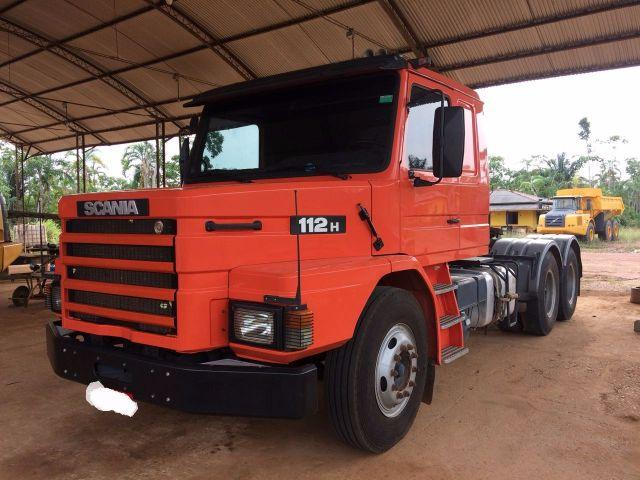 Scania t112h photo - 10