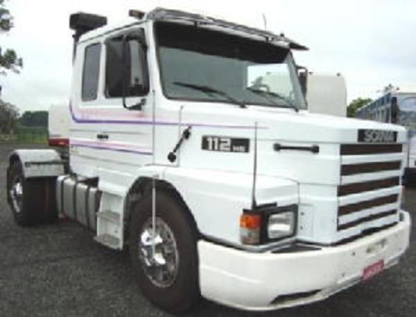 Scania t112h photo - 7