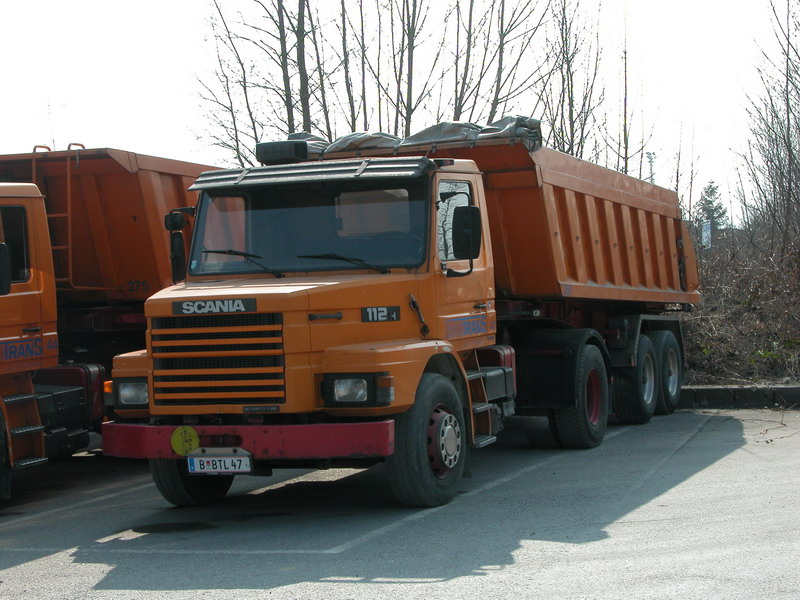 Scania t112h photo - 8
