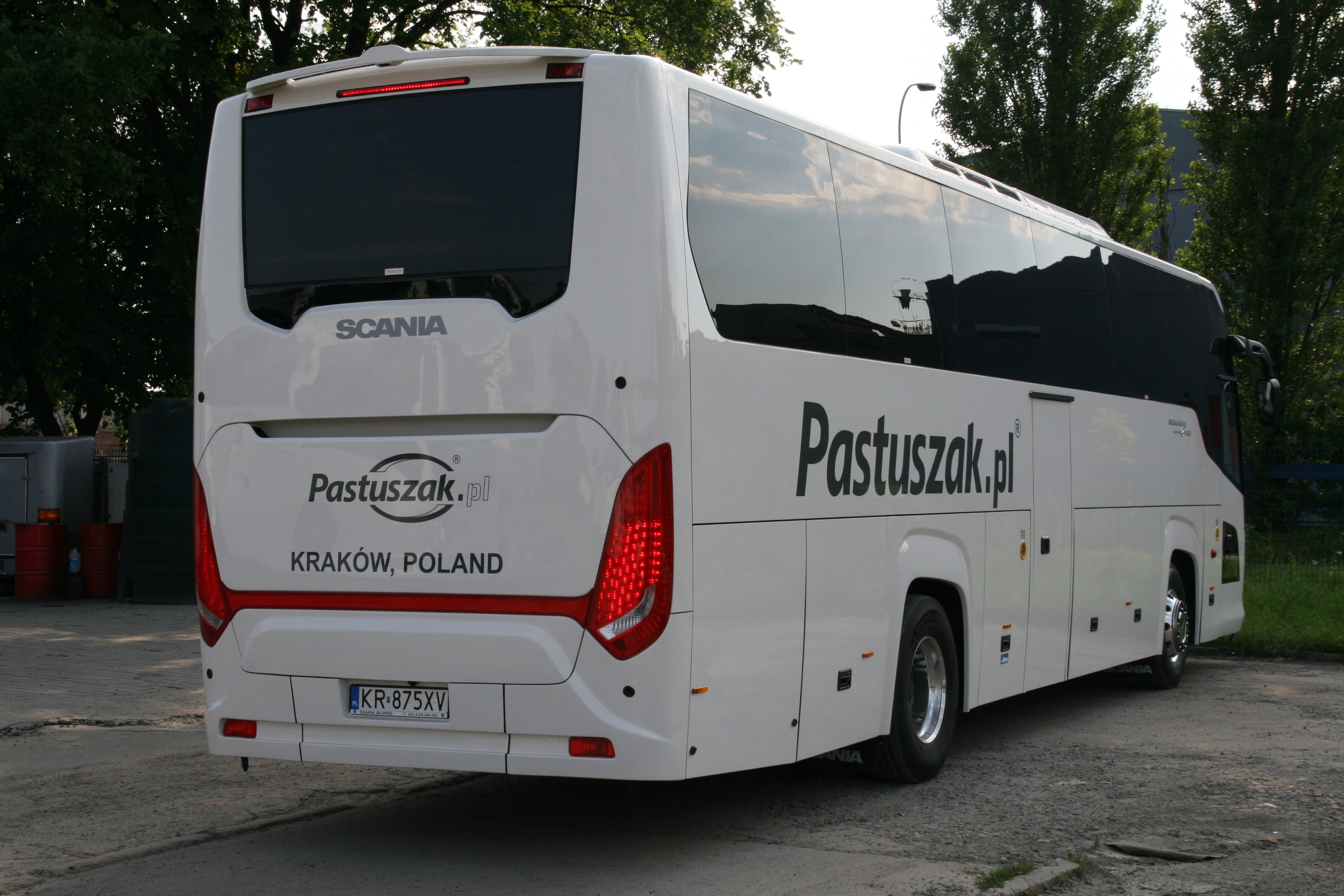 Scania touring photo - 3