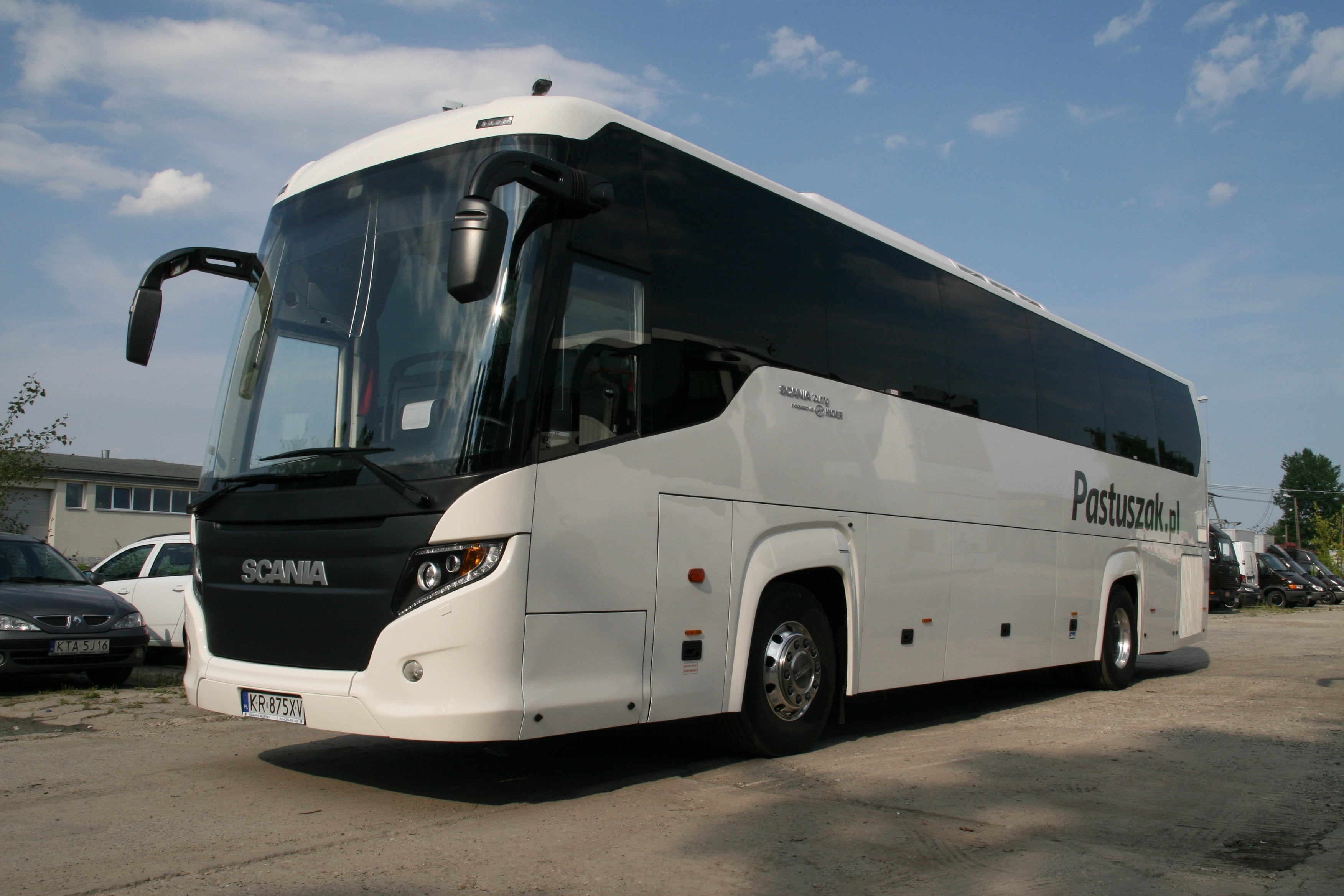 Scania touring photo - 5