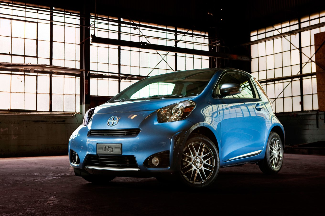 Scion iq photo - 1