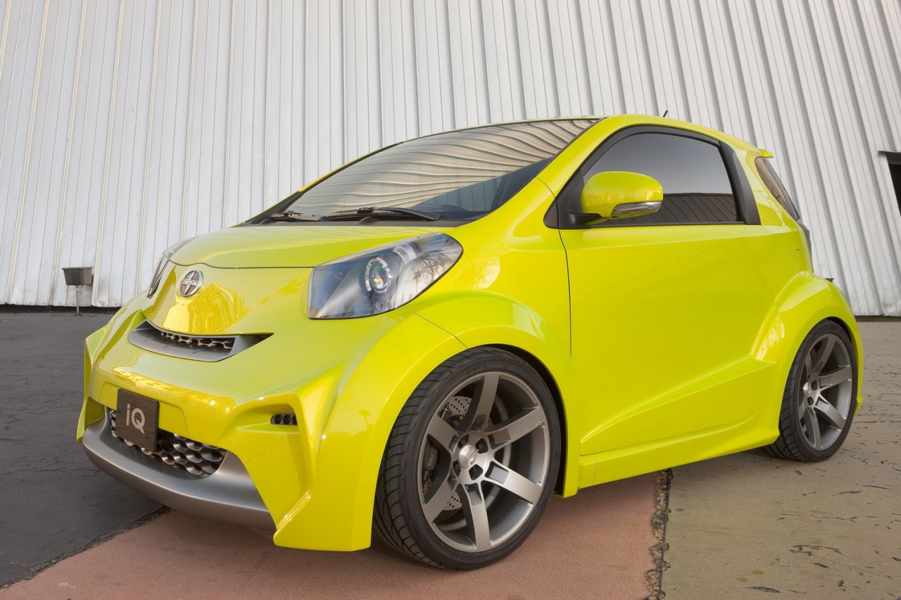 Scion iq photo - 10