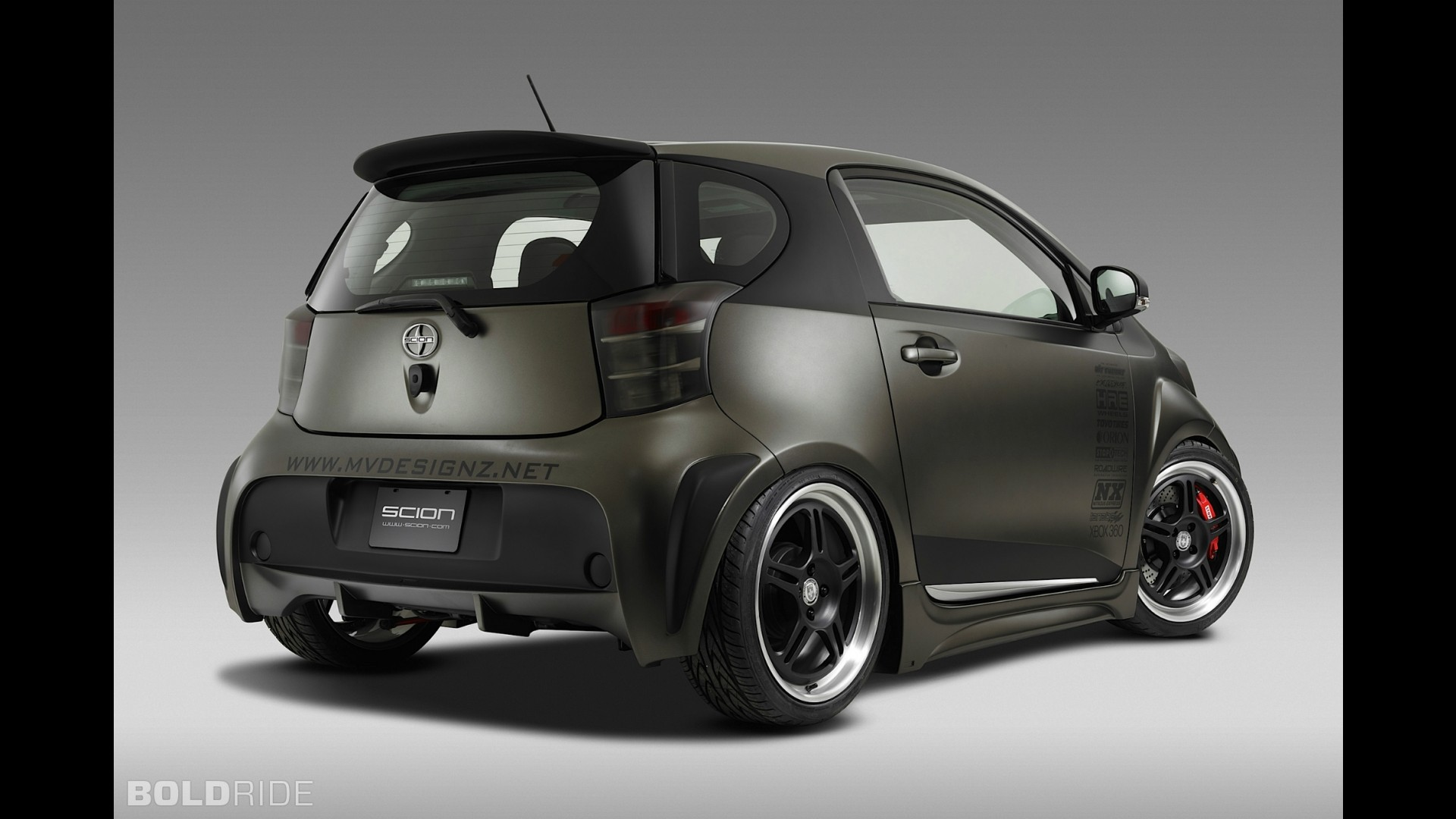 Scion iq photo - 9