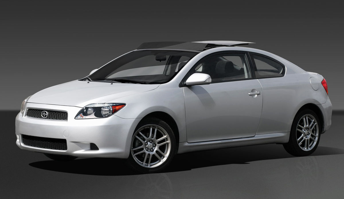 Scion tc photo - 5