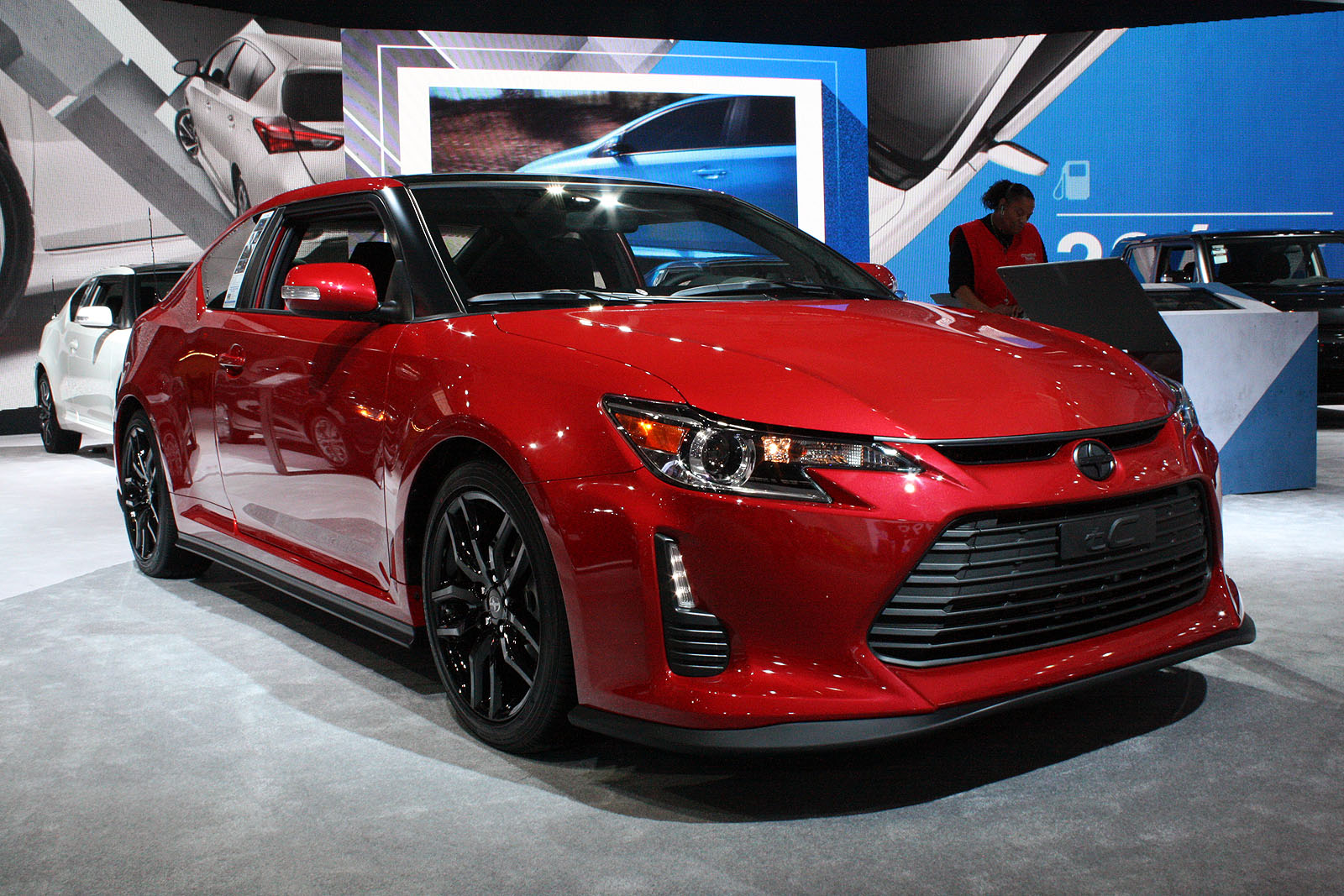 Scion tc photo - 9