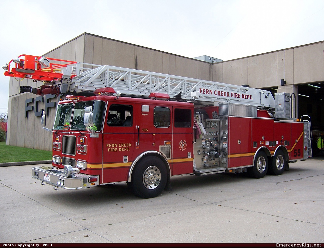 Seagrave aerial photo - 2