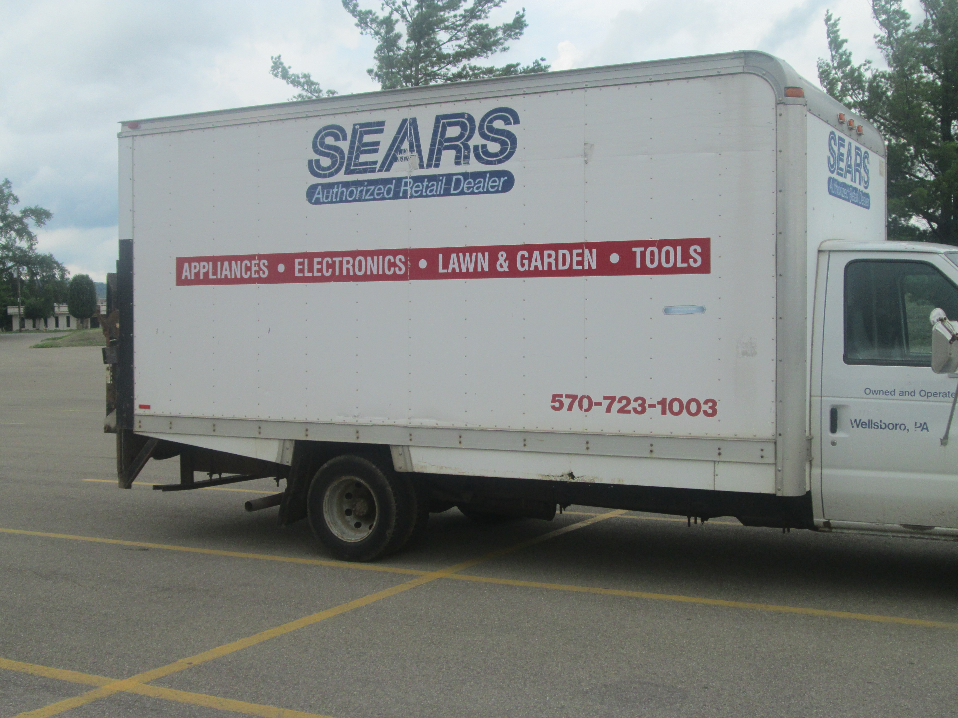 Sears delivery photo - 10