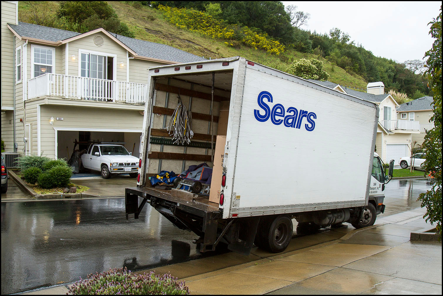 Sears delivery photo - 3
