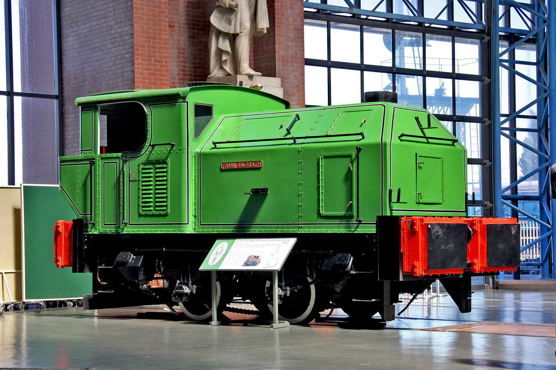 Sentinel waggon photo - 2