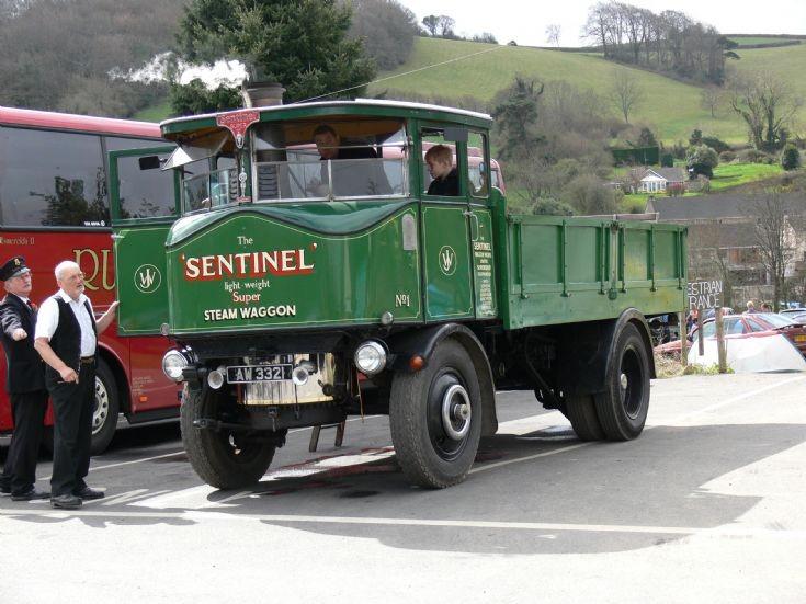 Sentinel waggon photo - 7