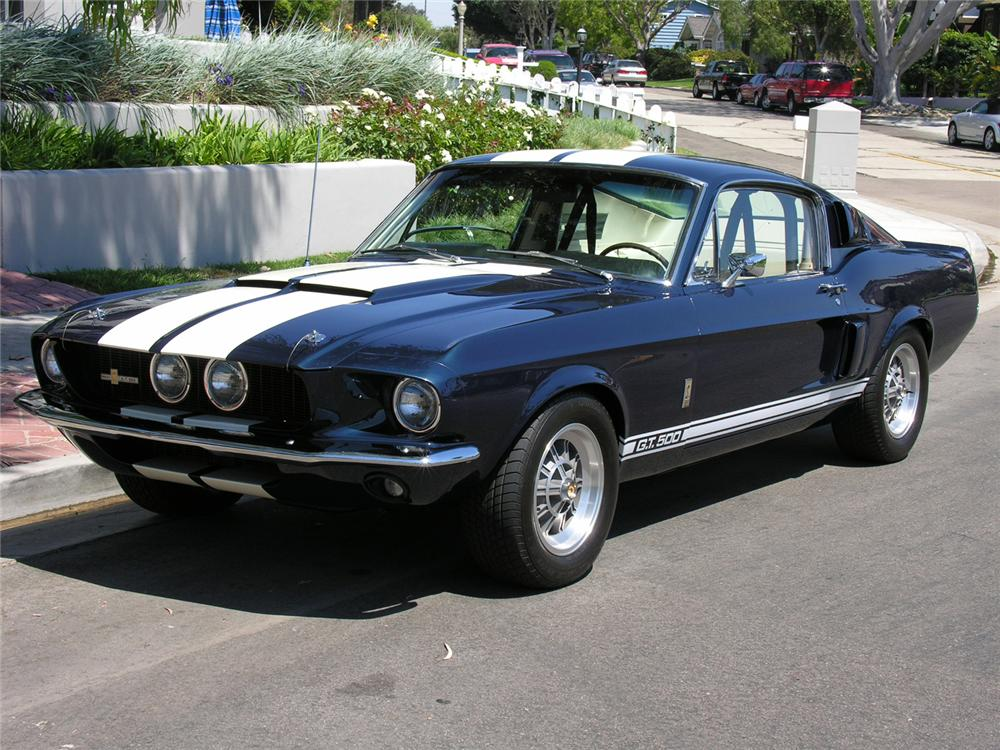 Shelby fastback photo - 10