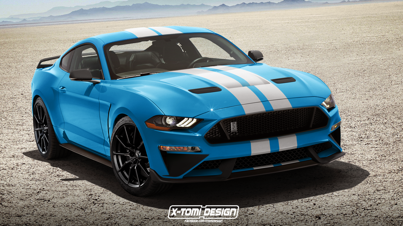 Shelby gt photo - 2
