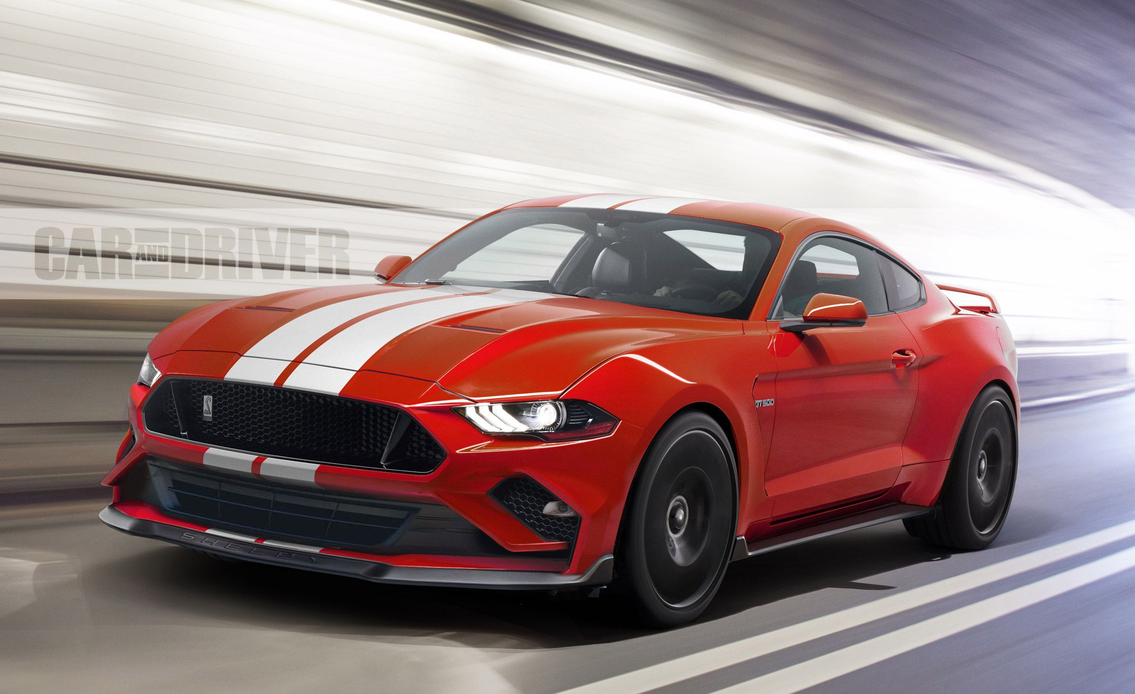 Shelby gt photo - 7