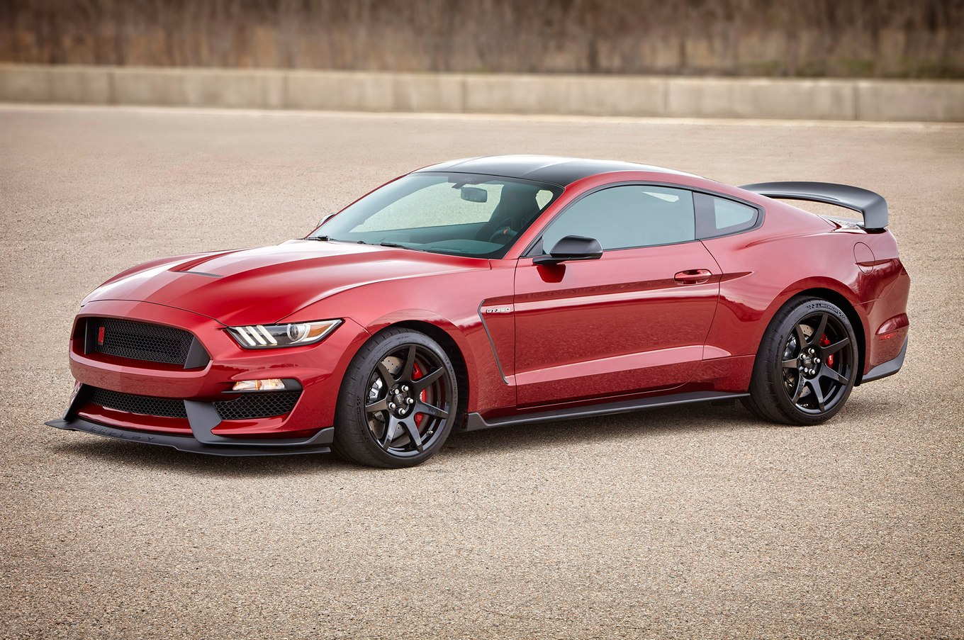 Shelby gt350 photo - 1