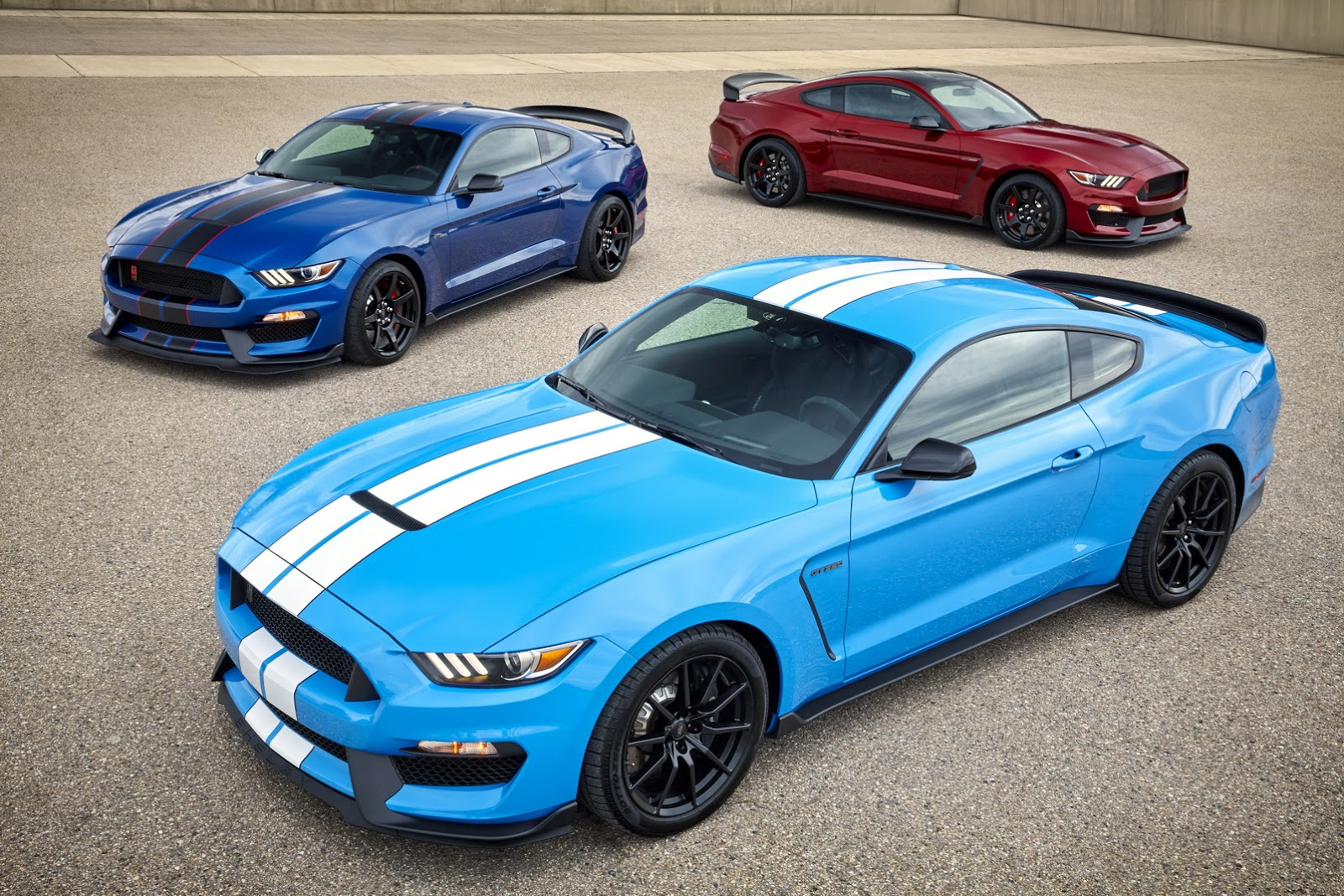 Shelby gt350 photo - 5
