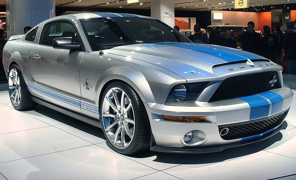 Shelby gt500 photo - 6