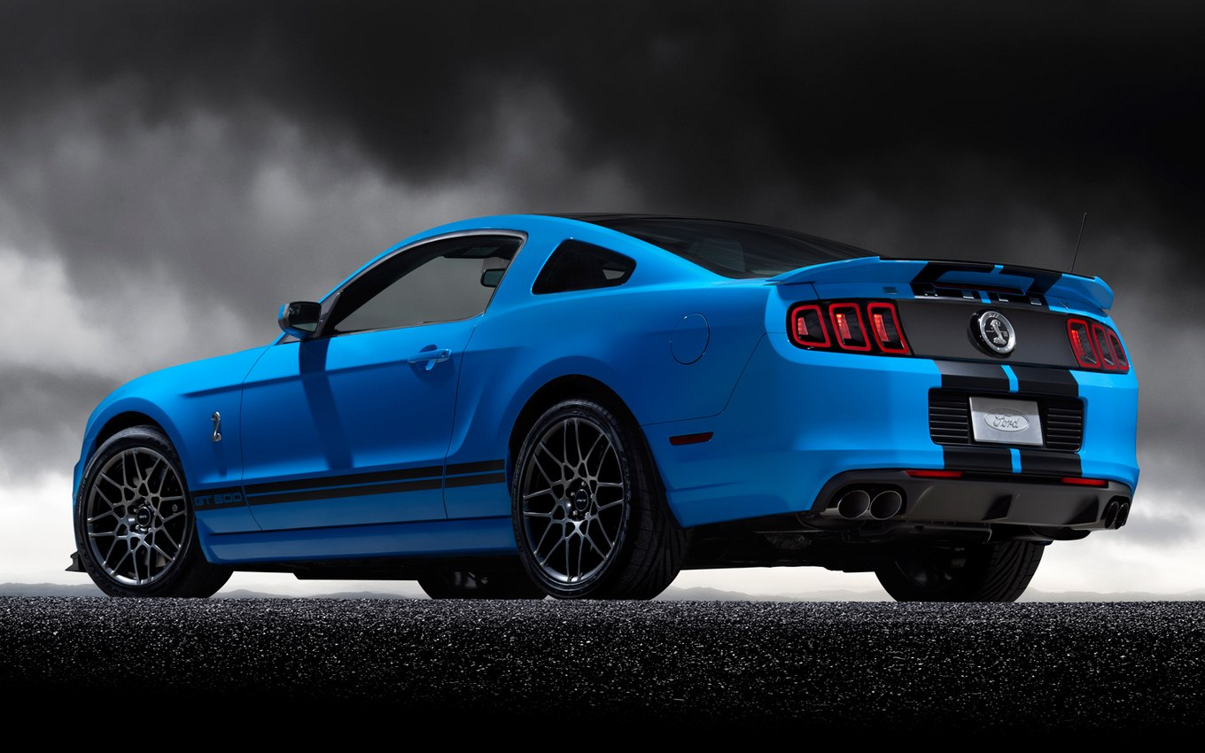 Shelby gt500 photo - 7