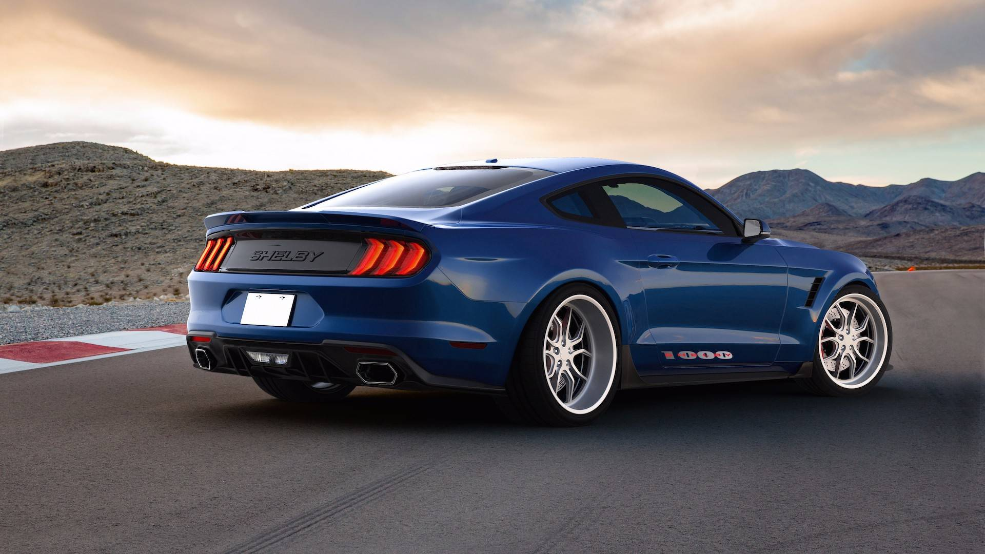 Shelby mustang photo - 5